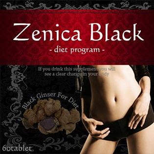 モデルスタイル ゼニカブラック販売ページとリンクしている画像