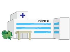 医療クリニックの画像