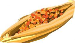 藁に包まれた納豆の画像