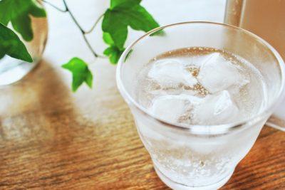 炭酸水のイメージ