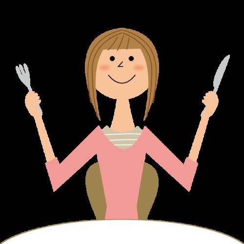 太るレシピ で太りたい女性