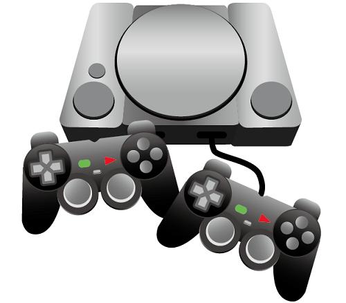 最新のゲーム機の画像