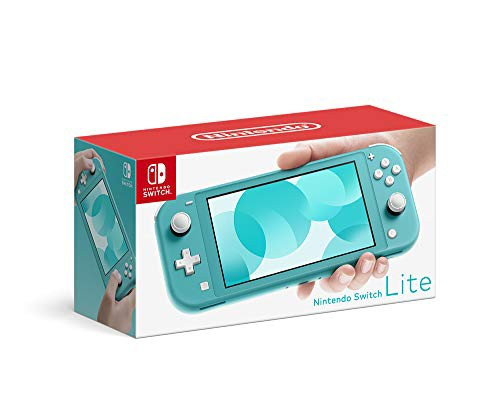 TWOEのNintendo Switch Lite ターコイズの画像